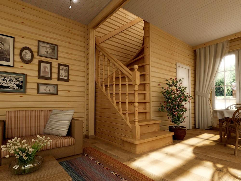 Дизайн загородного дома эконом класса внутри фото